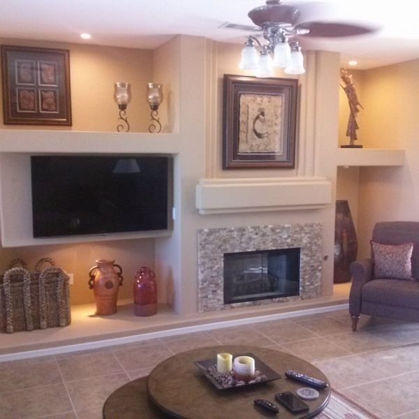 Cabinets and Entertainment Centers
