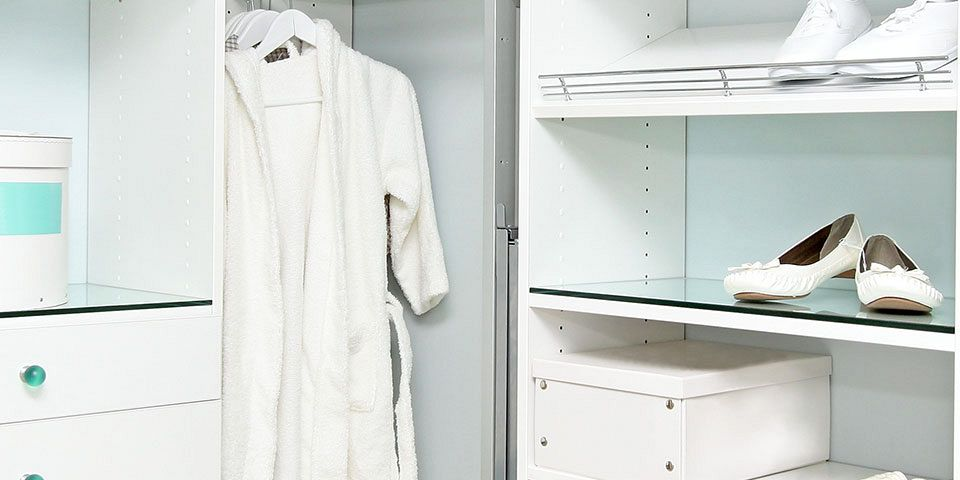 Organized Homes Series: Mastering the Master Closet