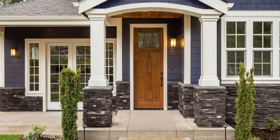 Top Trending Front Door Colors of 2017